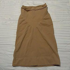 Other - Shape wear long dress/skirt shaper NEVER WORN!
